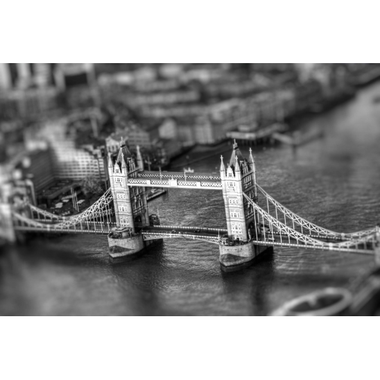 Tower Bridge Toy
